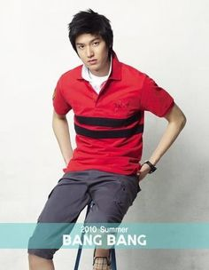 Lee Min Ho - Korean lead male actor