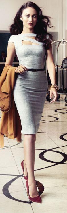 Retro, fashion inspiration.