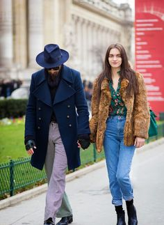 FRONT ROW: Style together: Fashion couples