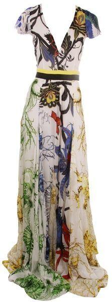 Un colorido vestido de fiesta! http://www.miboda.tips/