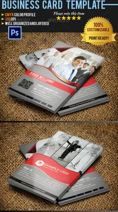 Corporate Business Card 021