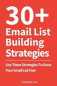 This is an exclusive guide (that I am giving away for free right now) for newbie bloggers on how to build their email lists. This guide includes 30+ list building strategies that you can use to grow your email list. These are the strategies that experts like Neil Patel, Brian Dean, Noah Kagan and many more are using. 10 website tweaks have been mentioned in the guide that you can instantly make to your site to get more subscribers. Click through to get this exclusive guide for free right…