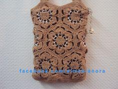 Crochet Cartera