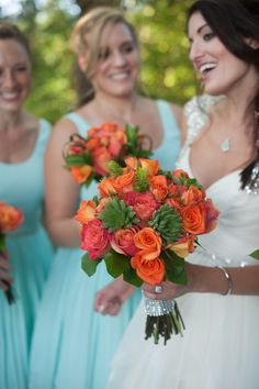 Bridal bouquet by Twigs in Greenville, SC   Photography: The Mondays