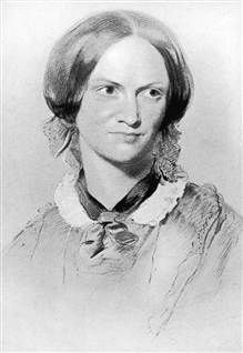 Charlotte Bronte (1816 - 1855) - an astounding writer, 'Jane Eyre' still remains one of my all time favourite novels. For me, the deeper, grittier works of the Bronte sisters will always far outshine the more celebrated Jane Austin and her frivolous social ettiquette novels about getting the right husband! I'll take brooding over ballrooms any day!.
