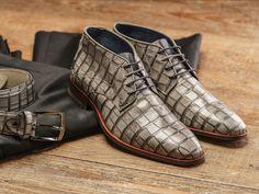 REHAB Gregory Croco Dust #rehabfootwear #classiccollection #croco #dressy #reddetails #croco #classy #elements
