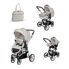 El Trío 3 Chic de #Foppapedretti  es un completisimo Cochecito de 3 piezas. Incluye chasis, silla reversible, capazo, grupo0, bolso cambiador, cesta compras, burbuja de lluvia y cubrepiés de la silla. Garantía de calidad y fabricación 100% italiana. 😍 #qnmbb #belydom04 #cochecitopaseo