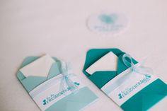 DIY Taschentücher Freudentränen Hochzeit