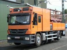 Road-Rail Vehicles - Special Vehicles - Hilton Kommunal > News > Article