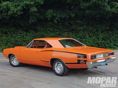1970 Plymouth Super Bee 440 Hemi 4spd