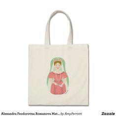 Alexandra Feodorovna Romanova Matryoshka Bag
