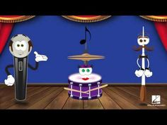Learn all about RHYTHM in this episode of The Music Show starring Luigi's Baton and Mike the Microphone, with special guest Cadence the Drummer. Subscribe to...