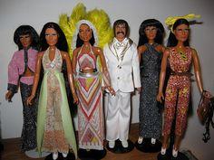 Mego Cher Dolls