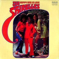 Shirelles, The - Happy And In Love US 1971 Lp Northern Soul