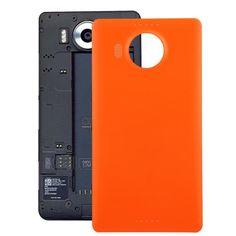[$3.60] iPartsBuy for Microsoft Lumia 950 XL Battery Back Cover(Orange)