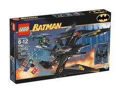 LEGO Batman - The Batwing: The Joker's Aerial Assault ** Details can be found by clicking on the image.