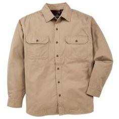 RedHead® Flannel-Lined Rock Bluff Shirt Mens 3XL #RedHead #ButtonFront