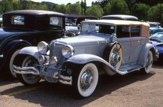 1930 Cord L-29 convertible sedan | Flickr - Photo Sharing!