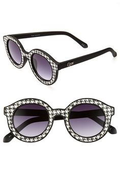 c53e780470 Quay Retro Sunglasses available at  Nordstrom -- would make a fabulous  birthday gift