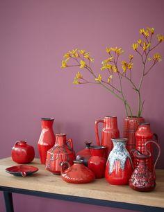 Bei Glas und Keramik Regeln für die Gestaltung festlegen
