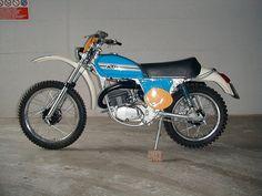 KTM 125 GS 1975