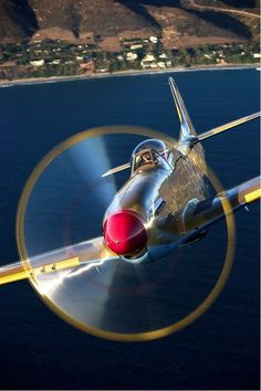 doyoulikevintage:  P-51 Mustang