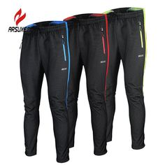 (26.72$)  Buy here - http://aixyh.worlditems.win/all/product.php?id=32604351537 - ARSUXEO Winter 3 Color Thermal Fleece Windproof Cycling Fishing Hiking Skiing Full Length Pants with Warning Reflective Stripes