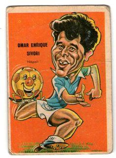 Omar Enrique Sivori - Napoli #5  1967
