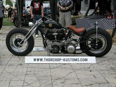 Thai Saumri Style built by Thor Chops & Kustoms of Thailand