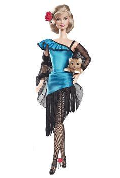Collection Barbie Dolls of the World | Brilho de Aluguel