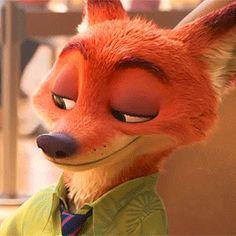 Nick Wilde from Zootopia. aka my favorite fox from my favorite disney movie Disney Pixar, Disney And Dreamworks, Disney Animation, Disney Art, Nick Wilde, Disney Dream, Disney Love, Disney Magic, Disney Stuff