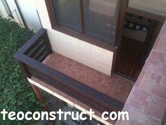 balustrade din lemn rustice pentru terasa 03 Balustrade Balcon, Wall Oven, Bench, Kitchen Appliances, Storage, Furniture, Home Decor, Balconies, Diy Kitchen Appliances