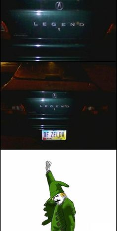 I'm gonna get this car XD either that or an Optimus with the license plate 'prime'. Leyendo of Zelda