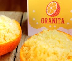 How to make yummy orange granita- recipe and free printables for Cinco de Mayo fiesta. https://happythought.co.uk/day-of-the-dead/how-to-make-mexican-orange-granita