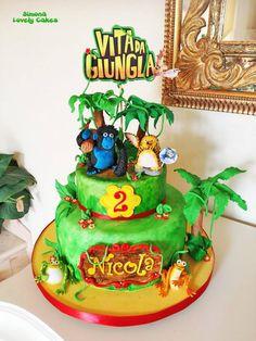 Vita da Giungla Cake