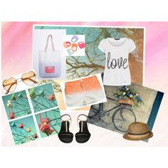 """""""Summer in the city with KlassDSign"""" by balazsbogi on Polyvore"""