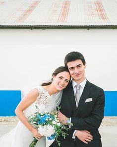 Um sneak peek do casamento da Leonor e do Nuno no Blog  link na bio