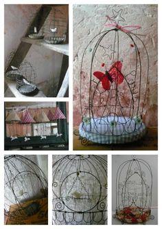 # birdcage inspiration