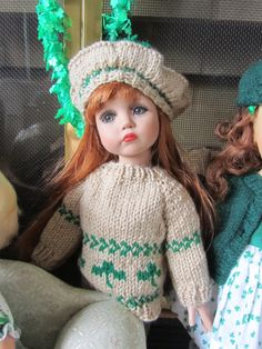 Linda Rick doll made over by Dolls with Distinction