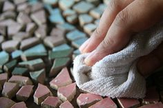 How to Make a Mosaic from Broken Tiles: 9 steps - wikiHow