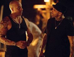 Vin Diesel on IG 2016-03-18 Nicky Jam's first film ever and man was he a natural. We are lucky to have him in Our production of xXx3... Happy Birthday mi Gente!