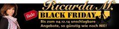 Am 28.11. 2014 Black Friday Angebote bei www.ricardam.com