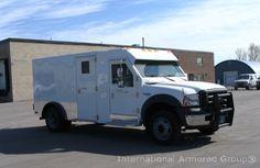 Ford F550 Box Truck