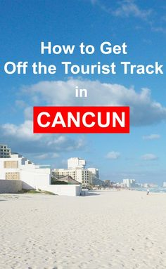 For most vacationers, a trip to Cancun means enjoying great beaches, drinks and food at one of the many all-inclusive resorts along the Hotel Zone. Let's face it, there's definitely something to be said for a laid-back, all-inclusive break from reality. But there's a lot to Cancun beyond the resort strip that most vacationers never see. There's a real, thriving culture, populated with fun festivals, bustling outdoor markets and great entertainment.
