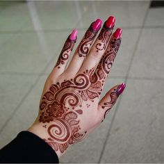 """Henna stain @mehndi_by_theresa"""