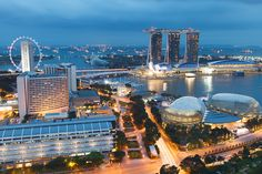 A Singapore Weekend Itinerary: enjoy Singapore's iconic attractions, such as Universal Studios, and see landmark sights, such as Gardens by the Bay
