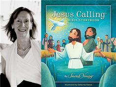 How can you teach your child about Jesus?: Bestselling author Sarah Young has touched millions of lives through her devotionals based on Scripture, written as though Jesus is speaking directly to the reader. That's also how she teaches kids about the Son of God.