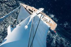 Over the top #sailing #sea #climbing #segeln #superyacht #yacht