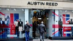 Austin Reed collapse to cost 1,000 jobs - BBC News
