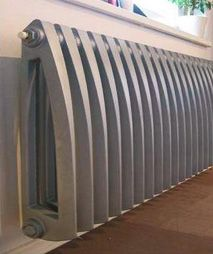 Contemporary radiators, Cast-iron radiators, Radiators and heating, Holloways of Ludlow Electric Radiators, Cast Iron Radiators, Contemporary Radiators, Radiator Heater, Bathroom Radiators, Flat Ideas, New Kitchen, Home Goods, Home Appliances